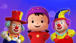 Tweedledum and Tweedledee  Popular Children's Nursery Rhymes  Meeko Dance Rhymes