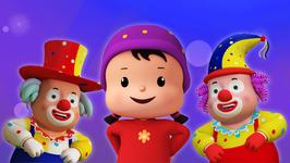 Tweedledum and Tweedledee  Popular Children's Nursery Rhymes  Meeko Dance Rhymes