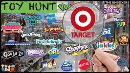 Target Toy Hunt  What's New on the Shelves?