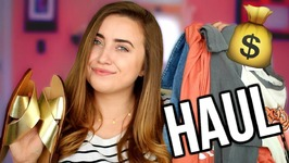 Huge Summer Try On Haul 2017 - Topshop, Nike And More