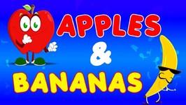 Apples And Bananas - Momo Beats - Kindergarten Songs For Children - Kids Channel