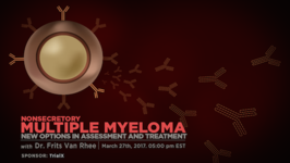 Nonsecretory Multiple Myeloma: New Options in Assessment and Treatment