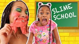 Slime School Silly Teacher - New Toy School