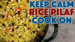 Basmati Rice Pilaf In The Oven Recipe