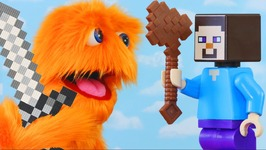 LEGO Minecraft Toys Action Figures Series Unboxing Deluxe Set Review for Kids Playtime Video