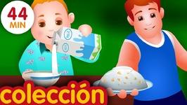 Johny Johny Sí Papá Colección - Canciones Infantiles En Español