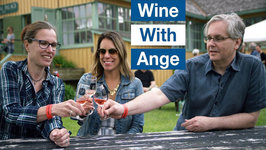 Drinking Wine With Angela Aiello In Prince Edward County