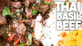 Flavorful and Quick Thai Basil Beef / Pad Kaprow