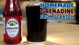 How To Make Grenadine Syrup For Cocktails