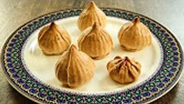How To Make Baked Modak  Ganesh Chaturthi Special  Ganpati Special Recipe  Modak Recipe  Upasana