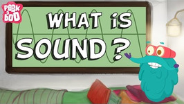 What is Sound - The Dr. Binocs Show - Learn Videos For Kids