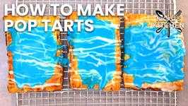 How To Make Pop Tarts / Easy Homemade Recipe