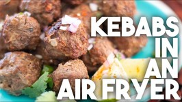 You Can Make Kebabs In The Airfryer - Easy Recipe