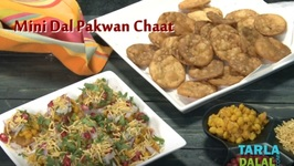 Mini Dal Pakwan Chaat - Dal Pakwan - Hindi