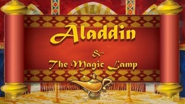 Aladdin And The Magic Lamp- Read By Rick Busciglio