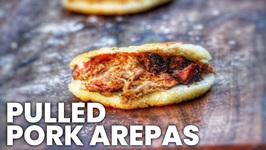 Pulled Pork Arepas