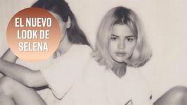 Selena Gomez reaparece rubia! en los AMAs