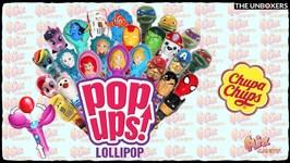 Pop Ups featuring Chupa Chups lollipops - Avengers Assemble