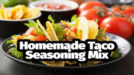Salt - Free Homemade Taco Seasoning Mix