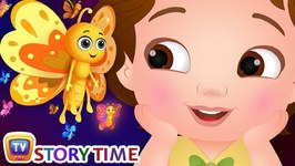 ChuChu and the Butterflies - ChuChuTV Good Habits Moral Stories for Kids
