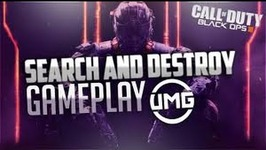 BLACK OPS 3 - UMG SVG 100 ONLY MATCH GAMEPLAY