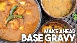 How To Make A Base Gravy - Including 3 Quick Recipes