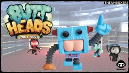 NEW Buttheads Fartastic Action Figures by WowWee