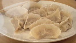 Chinese Dumplings with Pork and Napa Cabbage Recipe  Happy Chinese New Year
