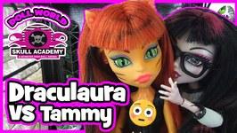 Monster High Doll Videos Skull Academy s02 ep09