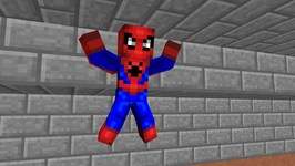The Amazing Spiderman Life 2 - Minecraft Animation