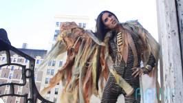 America's Next Top Model Jaslene Gonzalez & Raine Magazine
