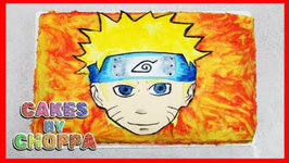 Naruto Cake ( How To )
