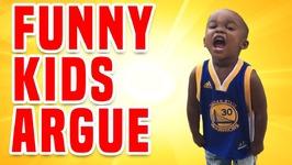 Funny Kids Argue - Funny Kids Compilation