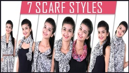 7 Best Ways To Wear A Scarf