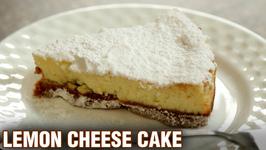 Lemon Cheese Cake Recipe by Neelam Bajwa