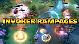 Dota 2 Invoker Rampages Ep. 11