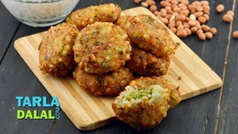 Sabudana Vada Stuffed With Coconut Chutney