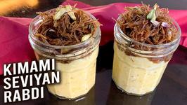 Kimami Seviyan With Mango Rabdi / Ramadan Eid Special / Indian Sweet Recipe Qiwami Sewai Ruchi