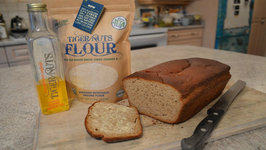 How To Bake Basic Gluten Free Tiger Nut Bread Loaf