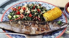 Great Grilled Mackerel