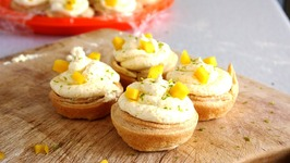 Easy Mango and Lime Tarts