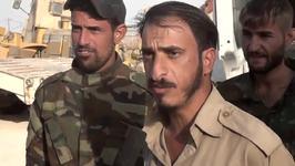 Shia Iraqi Militias Arrive at Syrian Border to Fight Islamic State