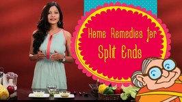 Hair Care - Home Remedies For Split Ends - Get Rid Of Split Ends Without Cutting Them