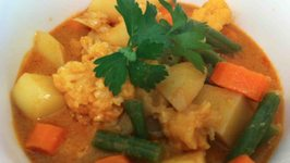Thai Style Vegetable Curry