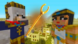 Minecraft Xbox  Survival Madness Adventures 2  Time Traveling To Egypt 21
