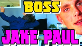 If Your Boss Talked Liked Jake Paul