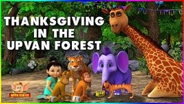 Thanksgiving In The Upvan Forest - 4k - Episode 9