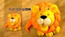 Play Doh Lion - Jungle King - Play Doh Simba The Lion