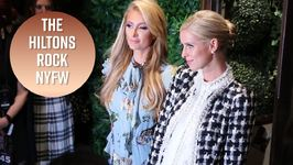 Famous families attend Alice   Olivia presentation