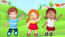 If You Are Happy And You Know It - Nursery Rhymes For Children - Videos For Toddlers